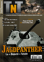 Trucks & Tanks n°12 : JagdPanther, la beauté fatale