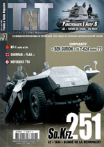 Trucks & Tanks n°7 : le Sd.Kfz. 251