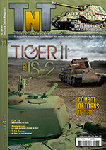 Trucks & Tanks n°73 : Tiger II vs IS-2 : Combat de titans à l'Est